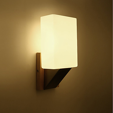 Mini Style Simple / Modern / Contemporary Wall Lamps & Sconces Bedroom / Dining Room Metal Wall Light 220V 5 W / E14