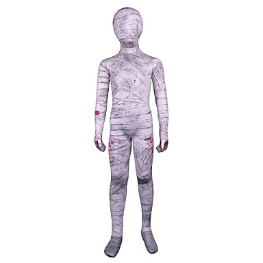 Superheld Cosplay Kostüme Film Cosplay Gymnastikanzug/Einteiler Zentai Kostüme Halloween Karneval Kindertag Lycra Spandex
