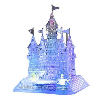 3D - Puzzle Holzpuzzle Kristallpuzzle Hunde Turm Pferd Bär Kunststoff Eisen Unisex Geschenk