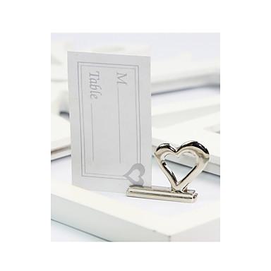 Weihnachten / Weihnachts Geschenke / Hochzeit Umweltfreundliches Material / Metal Tischkarten / PlatzKartenhalter / Praktische Geschenke