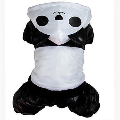 Hund Kostüme Hundekleidung Cosplay Tier Schwarz
