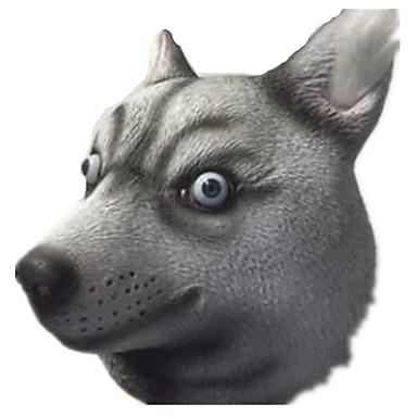 Halloween maszkok / Állatmaszk Kutyák / Étel és ital Ragasztó Darabok Uniszex Felnőttek Ajándék