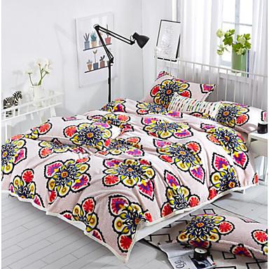 Flanell Blumen Polyester Decken