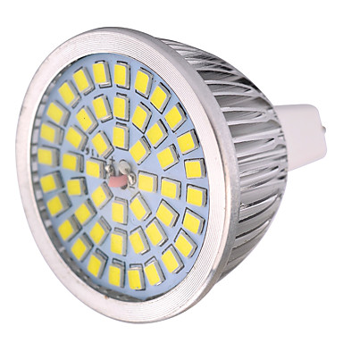 YWXLIGHT® 1pc 7 W 600-700 lm MR16 LED Spotlight 48 LED Beads SMD 2835 Decorative Warm White / Cold White / Natural White 12 V / 1 pc