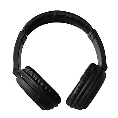 KST-900 Headband Wireless Headphones Hybrid Plastic Mobile Phone Earphone Ergonomic Comfort-Fit / with Volume Control / Noise-isolating