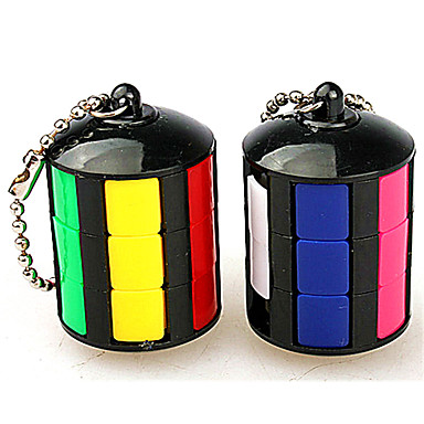 Rubik's Cube Smooth Speed Cube Magic Cube Key Chain Stress Reliever Puzzle Cube Classic Fun Fun & Whimsical Classic Kid's Adults' Toy Unisex Boys' Girls' Gift