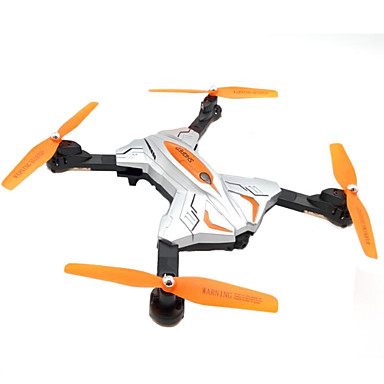 RC Drone Skytech TK111 4CH 6 Axis 2.4G With HD Camera 0.3MP 480P RC Quadcopter LED Lights / One Key To Auto-Return / 360°Rolling RC Quadcopter / Remote Controller / Transmmitter / USB Cable