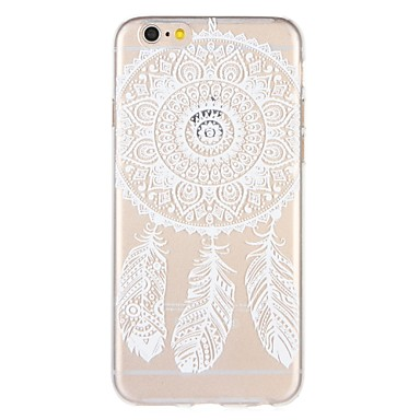 Case For Apple iPhone 7 Plus iPhone 7 Pattern Back Cover Dream Catcher Soft TPU for iPhone 7 Plus iPhone 7 iPhone 6s Plus iPhone 6s