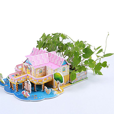 3D - Puzzle Holzpuzzle Heimwerken Naturholz Kinder Unisex Geschenk
