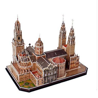 3D - Puzzle Holzpuzzle Spielzeuge Berühmte Gebäude Architektur 3D Naturholz Unisex Stücke