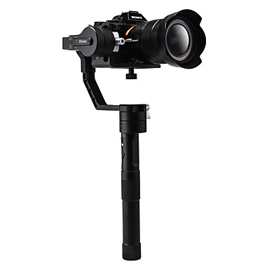 Zhiyun Crane-M 3-Axis Stabilized Gimbal for Light-weight Cameras and Sports Cameras for Single and Dual Hand Operation #06127111