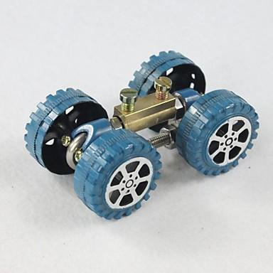 Játékautók / 3D építőjátékok / Fém építőjátékok DIY Fémes Gyermek Fiú Ajándék