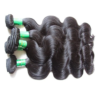 Remy Human Hair Body Wave Indian Hair 1000 g More Than One Year