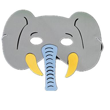 Halloween maszkok / Állatmaszk Elefánt / Étel és ital EVA Darabok Lány Gyermek Ajándék