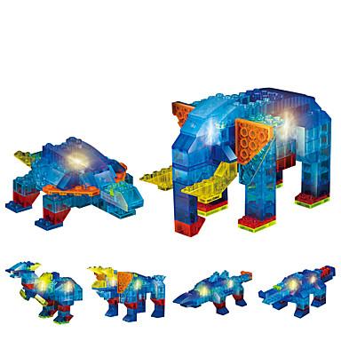 Bausteine Zum Stress-Abbau Bildungsspielsachen Spielzeuge Elefant Tier Krystall keine Angaben Mädchen Stücke