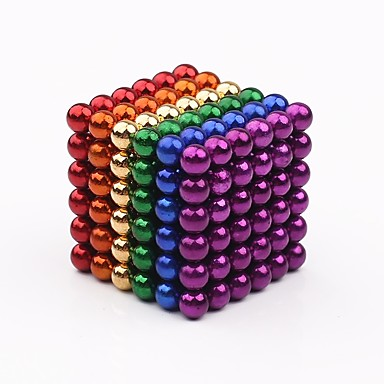 1 pcs Magnet Toy Building Blocks / Puzzle Cube / Super Strong Rare-Earth Magnets Fashion Unisex Adults' Gift