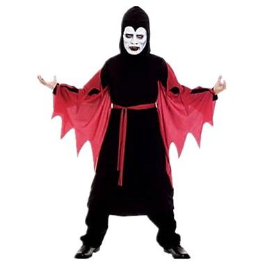 Skelett/Totenkopf Zombie Cosplay Cosplay Kostüme Mann Unisex Fest/Feiertage Halloween Kostüme Halloween Karneval Vintage