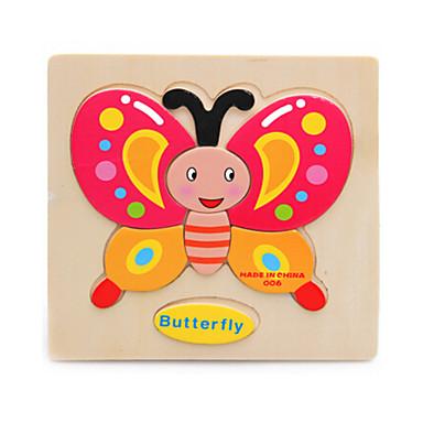Holzpuzzle Schmetterling andere Hölzern Anime Unisex Geschenk