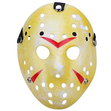 voordelige Maskers voor de feestdagen-Halloweenmaskers Practical joke Gadget Hallloween figuren Carnavalsmaskers Muovi Nieuwigheid Horrorthema Volwassenen Unisex