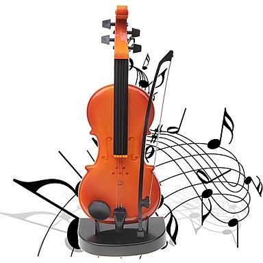 Zenedoboz Hegedű Klasszikus Fiú Lány Játékok Ajándék
