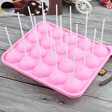 Bakeware tools Silica Gel Everyday Use Cake Molds 1pc