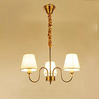 3-Light Függőlámpák Háttérfény - Az izzó tartozék, 110-120 V / 220-240 V Az izzó tartozék / 5-10 ㎡
