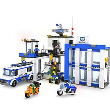 Építőkockák Autó / Ház Fun & Whimsical Fiú Ajándék