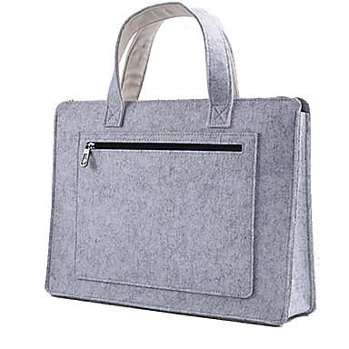 Für Macbook 14 Zoll Wolle Filz Laptop Taschen Schrank Handtasche