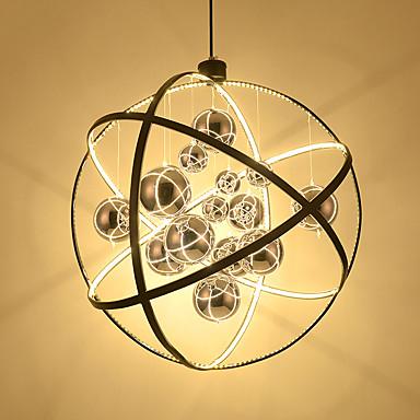 Függőlámpák Háttérfény - Mini stílus, 110-120 V / 220-240 V, Meleg fehér, LED fényforrás / 0-5 ㎡ / Beépített LED