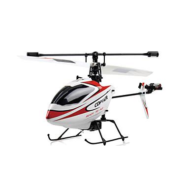 RC Helikopter WL Toys V911 4CH 2,4 G Gyárilag összeszerelt Töltőkábel Távirányító