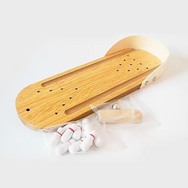 Asztali bowling Labdák Bowling Játékok Bowling játék Játékok Derékszögű Mini Other Ajándék