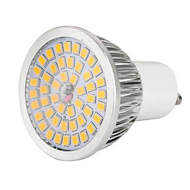 YWXLIGHT® 7 W 600-700 lm GU10 LED szpotlámpák 48 led SMD 2835 Dekoratív Meleg fehér Hideg fehér Természetes fehér AC85-265