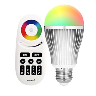 9W 900lm E27 Okos LED izzók A60(A19) 20 LED gyöngyök SMD 5730 Wifi Infravörös érzékelő Tompítható fényvezérlő APP vezérlés Távvezérlésű