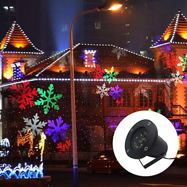 7 W Lawn Lights Természetes fehér / Piros / Kék 100-240 V Kereskedelmi / Szabadtéri / Színpad 1 LED gyöngyök