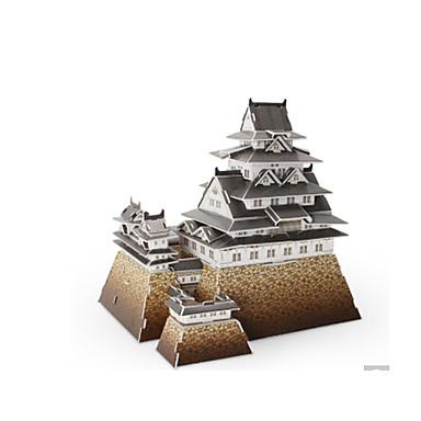 3D építőjátékok Fejtörő Népszerű épület EPS+EPU Uniszex Ajándék