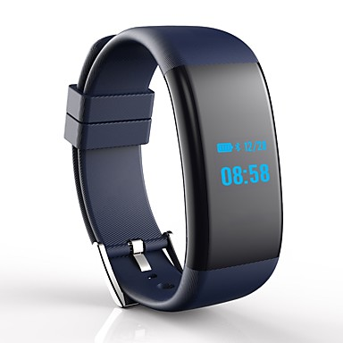 Smart Bracelet Smartwatch DF30 for iOS / Android / IPhone Heart Rate Monitor / Blood Pressure Measurement / Calories Burned / Long Standby / Touch Screen Sleep Tracker / Alarm Clock / Calendar