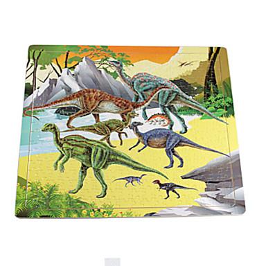 Fejtörő Fából készült építőjátékok Dinoszaurus Other Fa Uniszex Ajándék