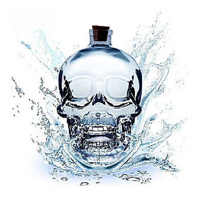 drinkware Üvegszál Borospohár Tiszta vízsugár Divat 1pcs