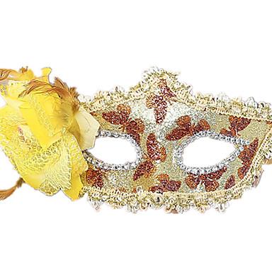Halloween maszkok / Álarcosbál maszkok Parti Újdonság / Étel és ital Darabok Lány Gyermek / Felnőttek Ajándék