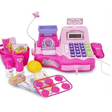 Toy Car Grocery Shopping Money & Banking Toy DIY Plastics Kid's Boys' Girls' Toy Gift