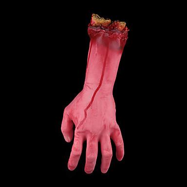 1 قطعة كسر الدم الذراع اليد مهرجان الديكور هالوين مسكون منزل الإرهاب مزحة أبريل fools'day هالوين الأشياء
