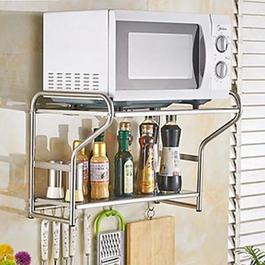 1 Küche Metall Regalböden