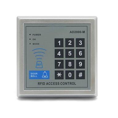 Ad-2000m 125khz rfid ajtó beléptetés digitális billentyűzet / többszörös nyitási móddal