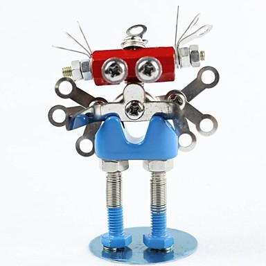 voordelige 3D-puzzels-3D-puzzels Metalen puzzels Vogel DHZ Metallic Kinderen Jongens Speeltjes Geschenk