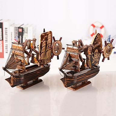 1pc Hölzern KünstlerischforHaus Dekoration, Einzeln Geschenke
