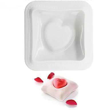 Bakeware eszközök Silica Gel Mindennapokra süteményformákba 1db