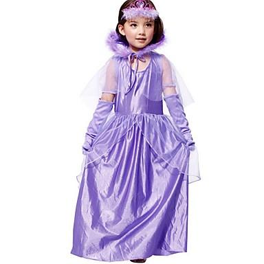Prinzessin Märchen Cosplay Cosplay Kostüme Maskerade Mädchen Halloween Karneval Kindertag Fest/Feiertage Halloween Kostüme Vintage