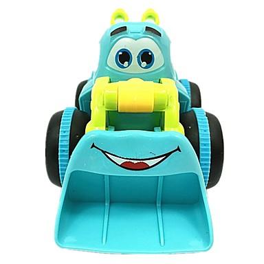 Toy Teherautók és építőipari járművek Játékautók Műanyagok Anyag 1 pcs Gyermek Uniszex Fiú Lány Játékok Ajándék