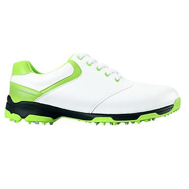 PGM Homens Sapatos Casuais / Sapatos para Golf Equitação / Golfe Anti-Shake, Almofadado, Respirável Preto / Verde / Azul / branco