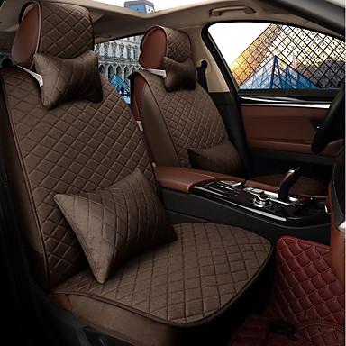 Autositz Kissen Sitzbezug Sitz vier Jahreszeiten General Flachs umgeben von einem fünf Sitz Familienauto zu senden 2 Kopf 2 Taille Kaffee